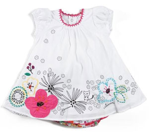 Catimini s New Spring Summer Dresses Girls Baby Clothes